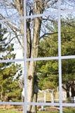 Visión a través de mi ventana Fotos de archivo libres de regalías