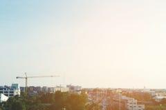 Visión urbana Fotografía de archivo