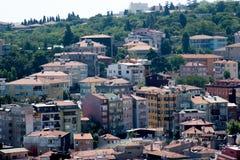 Visión urbana en Estambul Fotografía de archivo libre de regalías