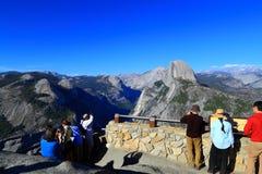 Visión Yosemite NP imagenes de archivo