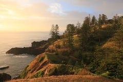 Visiónes costeras Foto de archivo libre de regalías