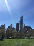Visiónes desde el Central Park foto de archivo libre de regalías