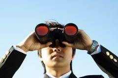 Visibilité d'affaires Image stock