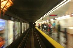 Visibilité de tunnel Images libres de droits