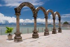 Visibilité directe Arcos Photo stock