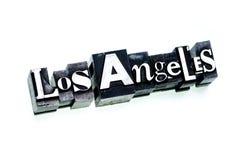 visibilité directe d'Angeles photographie stock libre de droits