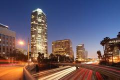 visibilité directe d'Angeles Image libre de droits