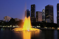 visibilité directe d'architecture d'Angeles Image libre de droits