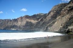 visibilité directe de gigantes de falaises photo libre de droits