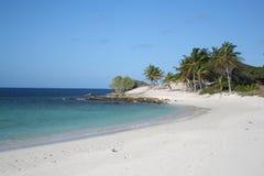 Visibilité directe Testigos Venezuela d'Islas Photographie stock libre de droits