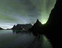 visibilité verte Photo libre de droits