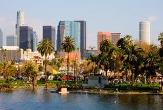 visibilité directe d'Angeles Photo stock