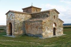 Visigoth San Pedro de la Nave El Campillo, municipalité de San photographie stock libre de droits