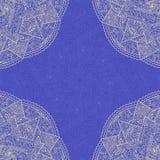 Visillos abstractos en Violet Faded Pattern. Imágenes de archivo libres de regalías