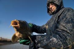 Visindustrie Royalty-vrije Stock Afbeeldingen