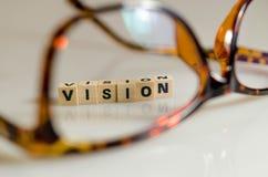 vision royaltyfri foto