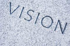 Vision royaltyfria bilder