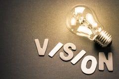 vision Arkivbild