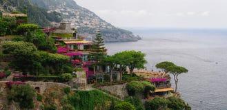 Vision on the Amalfi coast Royalty Free Stock Image