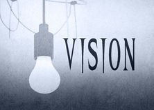 Vision concept Royalty Free Stock Photos