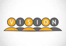 Vision Concept Stock Photo