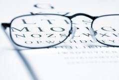 Vision Correction Royalty Free Stock Photography