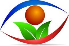 Vision d'Eco illustration de vecteur
