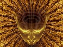 Vision d'identité de Digital Illustration de Vecteur