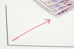 Vision des Erfolgs Lizenzfreie Stockfotos