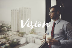 Vision Direction Future Ideas Motivation Target Concept Royalty Free Stock Photography