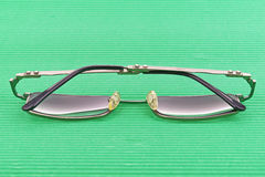 Vision glasses Royalty Free Stock Image