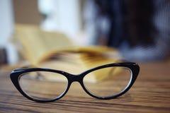 Vision glasses Stock Image