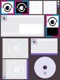 Vision Logo Set Photo libre de droits