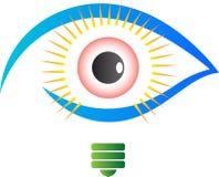 Vision lumineuse illustration libre de droits