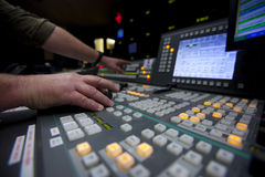 Vision Mixer Stock Photos