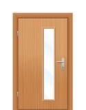 Vision Panel Door Stock Images