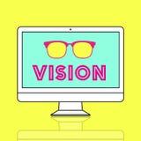 Vision Plan Aspiration Ideas Concept Stock Photos