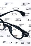 Vision screening Stock Images