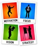 Vision strategy Stock Photos