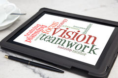 Vision teamwork Stock Photos