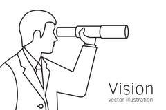 Visionaffärsidé Fotografering för Bildbyråer