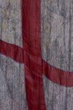 Visione artistica della bandiera di inglese Fotografie Stock Libere da Diritti