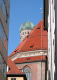 Visione bavarese fotografie stock libere da diritti