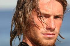 Visione dei surfisti Immagine Stock