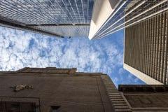 Visione della costruzione Fotografie Stock