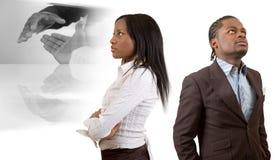 Visione differente 2 di affari Immagine Stock Libera da Diritti