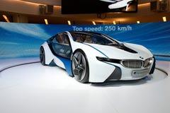Visione EfficientDynamics di BMW Immagine Stock