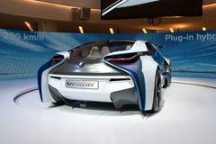 Visione EfficientDynamics di BMW Immagine Stock Libera da Diritti