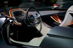 Visione EfficientDynamics di BMW Fotografia Stock