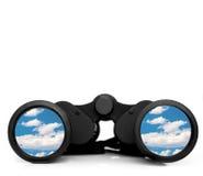 Visione futura immagini stock